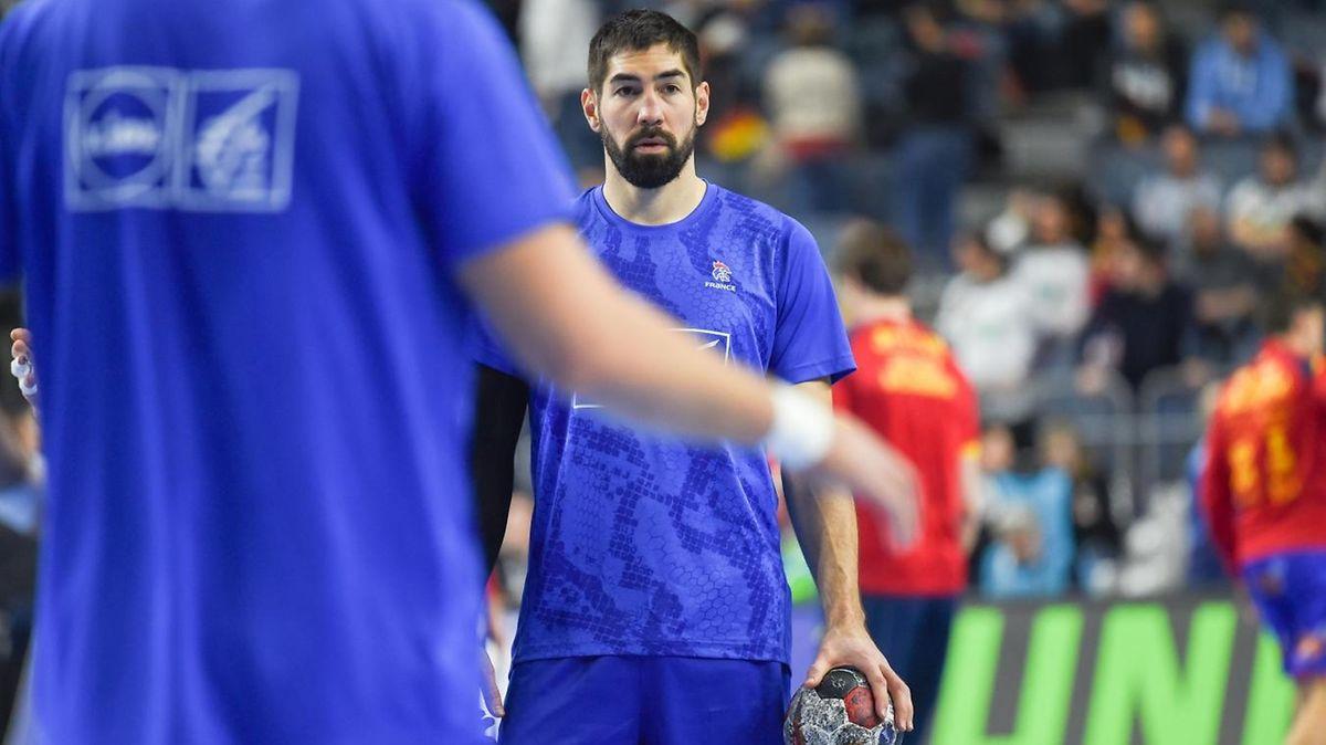 Nikola Karabatic möchte Frankreich zum Titel führen.