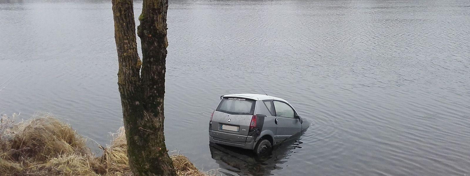 Le conducteur a finalement été retrouvé par la police grand-ducale.