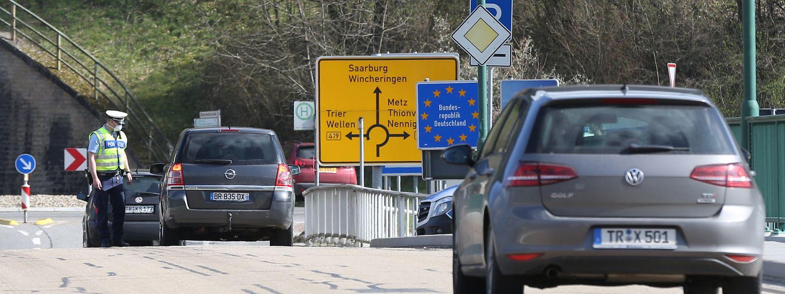 Les résidents de la Sarre travaillant au Luxembourg sont invités à se faire tester régulièrement.
