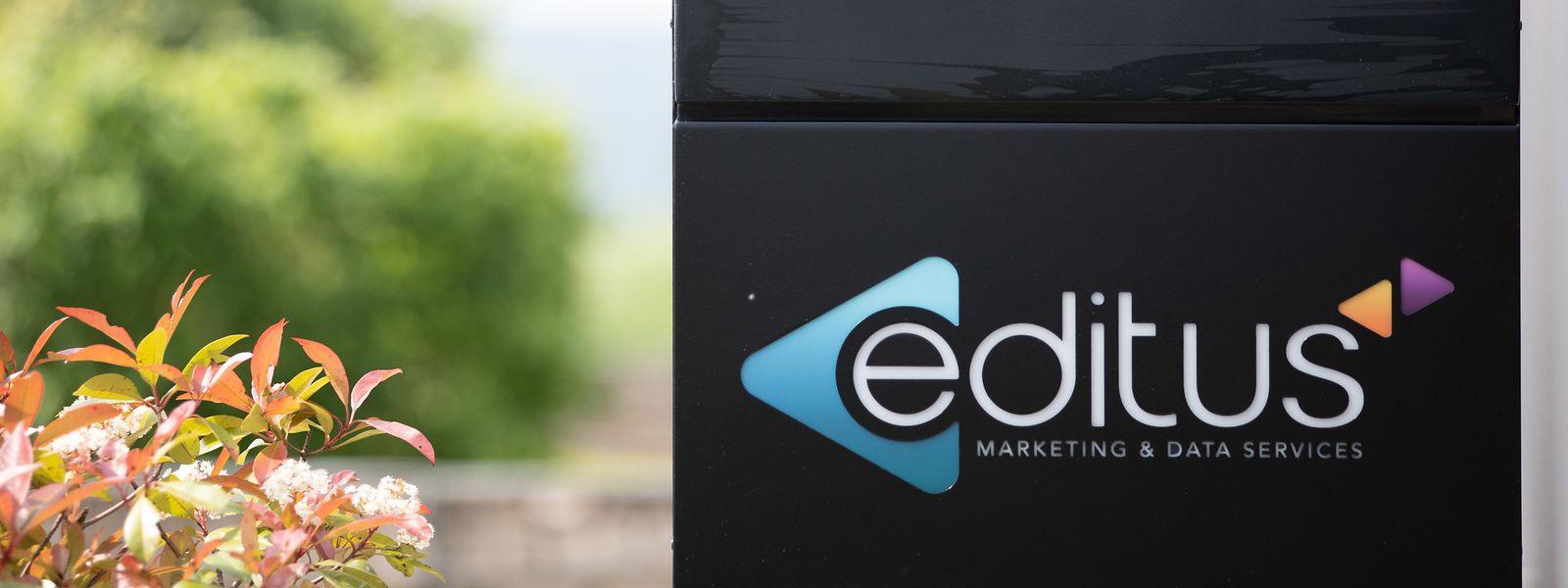 Der Sitz von Editus in der Noertzinger Straße in Kayl. Das Unternehmen ist seit Jahrzehnten für seine Telefonbücher bekannt, bietet aber mehr – viel mehr.