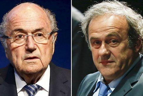 Fußball: Fifa reduziert Sperren für Blatter und Platini