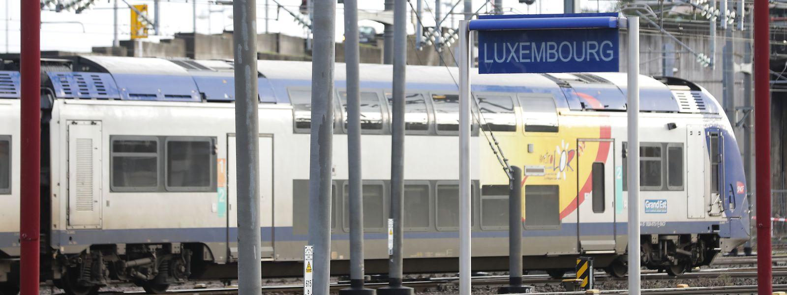 La SNCF a annoncé une légère amélioration du trafic en ce milieu de semaine.