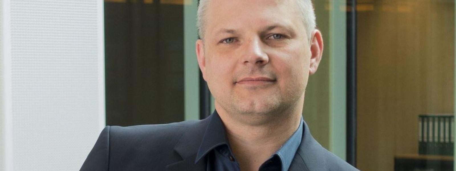 Karoly Papp remplace Laszlo Czero à la tête de Docler Holding. (Photo: Docler)