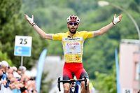 Jesus Herrada (E/Cofidis) - 4. Etappe - Mersch/Luxemburg - Skoda Tour de Luxembourg 2019 - Foto: Serge Waldbillig