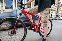 Auf zwei Rädern am Stau vorbei und dabei Geld sparen: 1.523 Personen setzten 2017 ihr neues Fahrrad von den Steuern ab.
