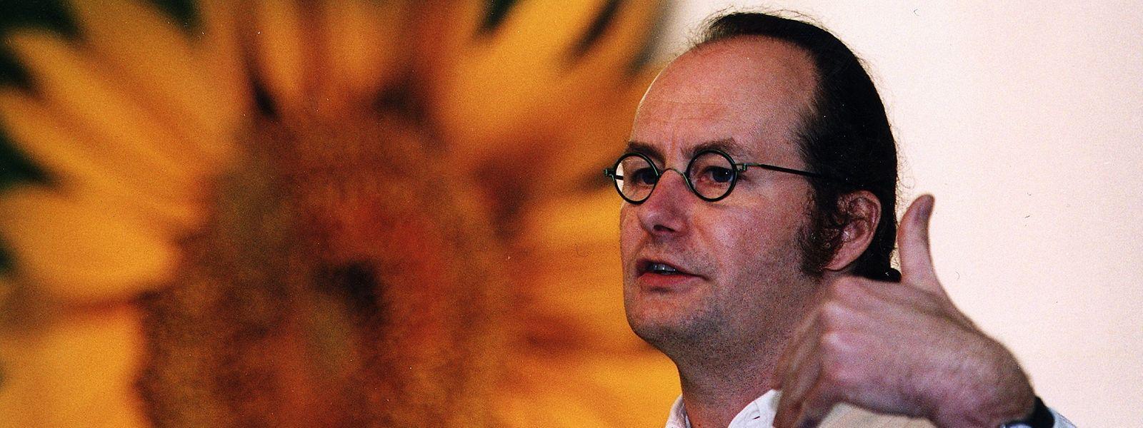 1999 zieht Claude Turmes zum ersten Mal ins Europaparlament ein.