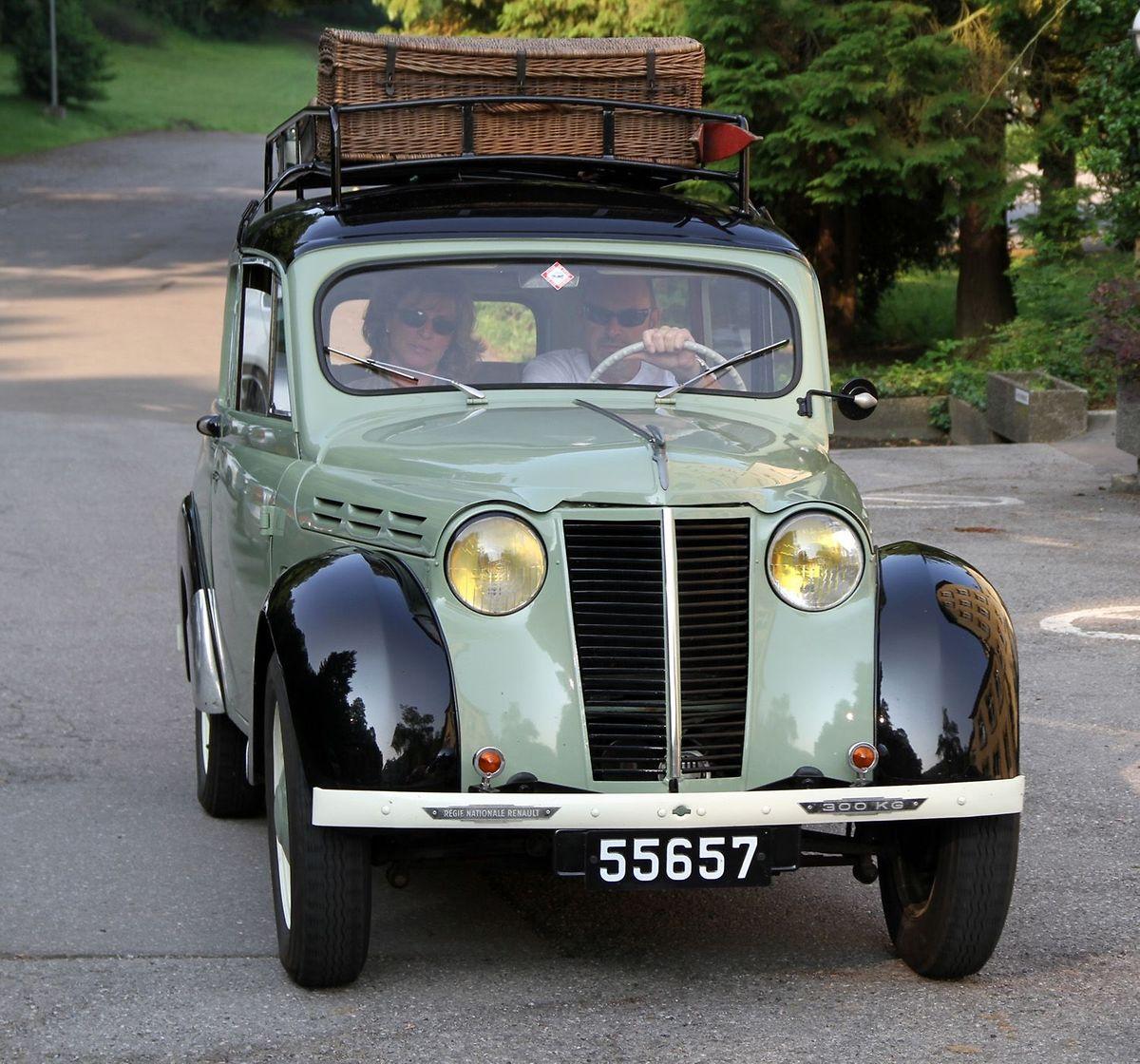 Vintage cars need valid registration sticker but no CT Photo: Charlot Kuhn