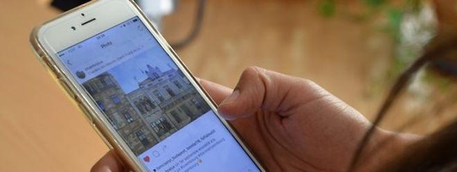 Das luxemburgische Parlament kommuniziert jetzt auch via Instagram.