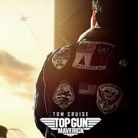"Cartaz ""Top Gun: Maverick"""