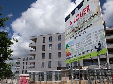 Bis zu 250 Wohnungen jährlich will die SNHBM entstehen lassen.