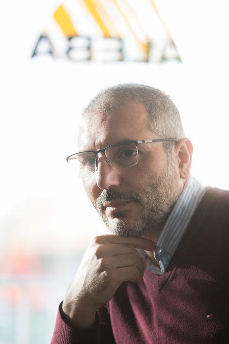 Roberto Mendolia a été élu président de l'Aleba en juin 2019 et succède à Roberto Scolati.