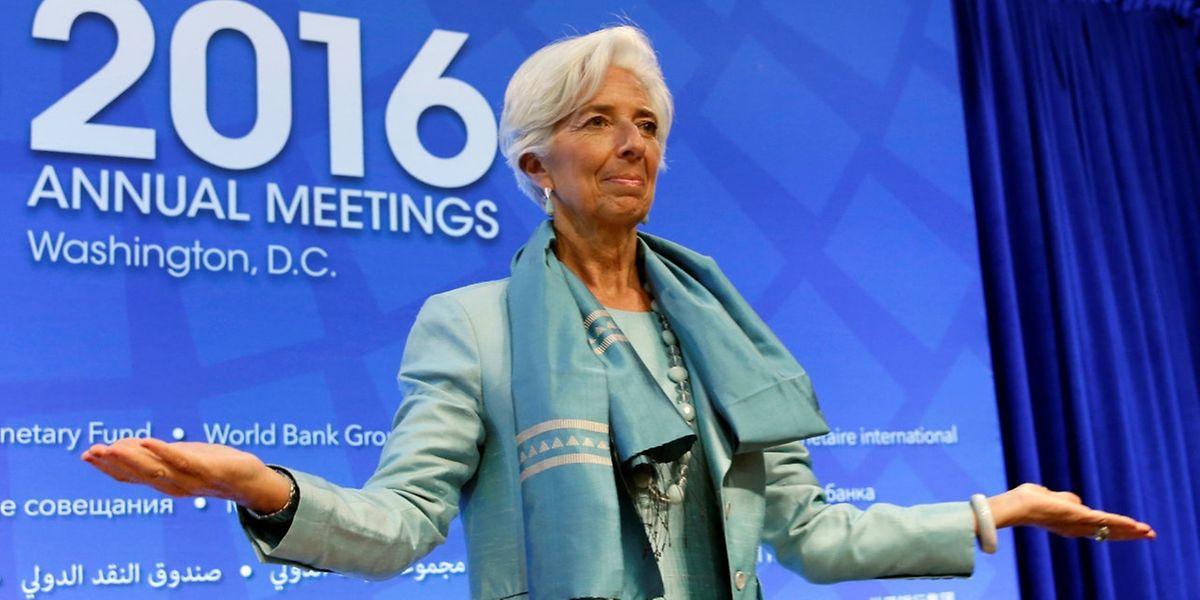 Christine Lagarde warnte vor einer Politik des Abschrottens.