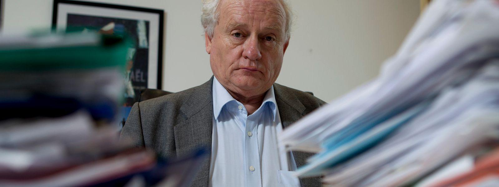 Robert Biever tritt im Juli in den Ruhestand. Er war 2010 vom Posten des Luxemburger Bezirksstaatsanwalts an die Spitze der Generalstaatsanwaltschaft gewechselt, als Jean-Pierre Klopp in Rente ging.
