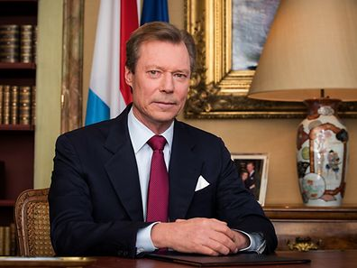 Luxembourg's Grand Duke Henri has sent a telegram to Queen Elizabeth