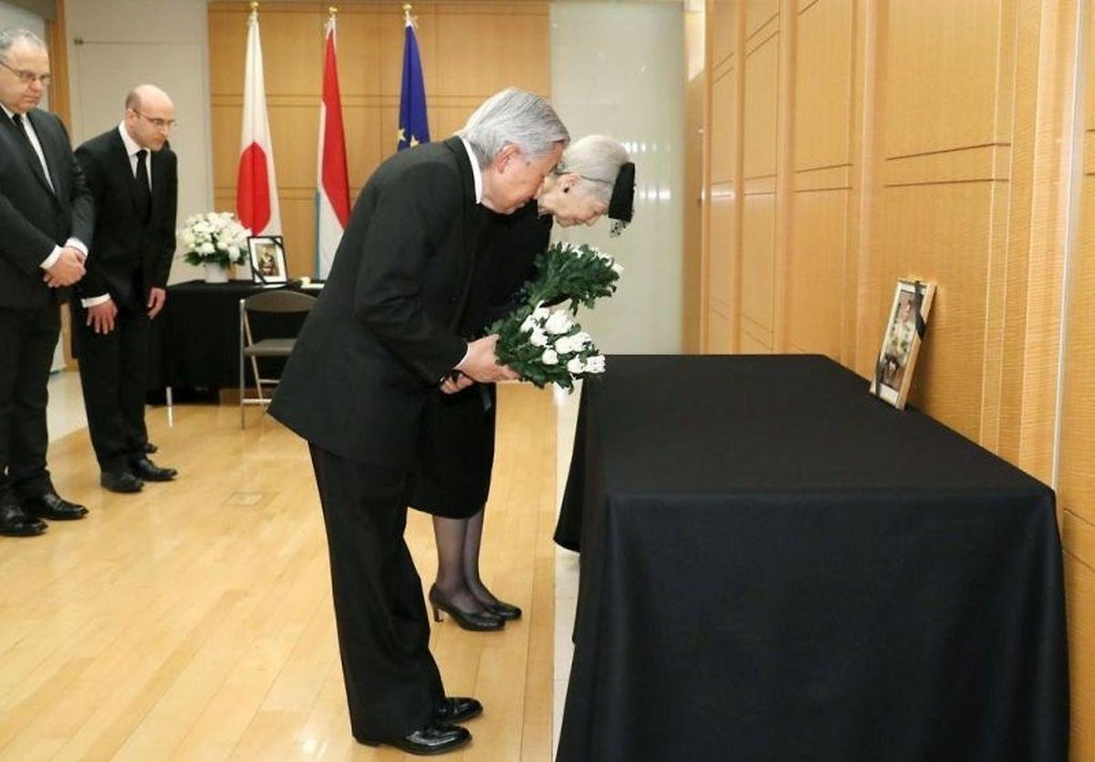 Kaiser Akihito kannte den luxemburgischen Großherzog schon seit 1953.