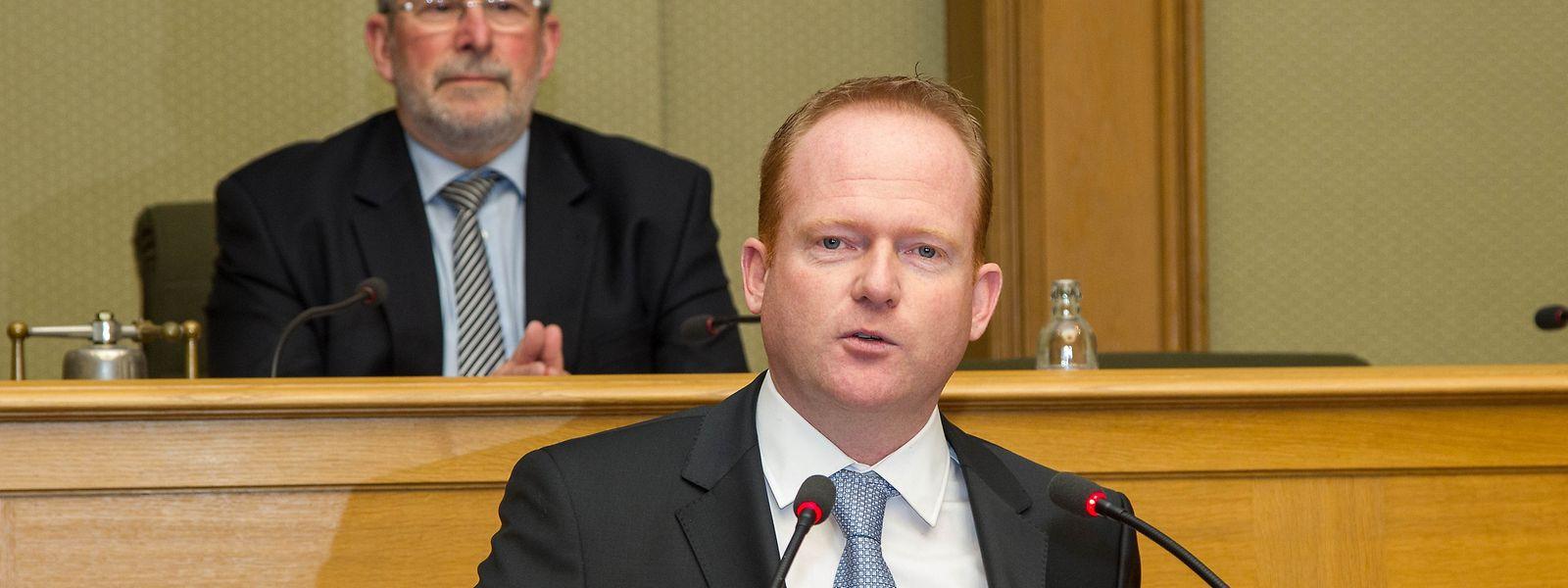 Il prend la succession de Marc Ruppert, qui a annoncé la semaine dernière se retirer de la politique pour des raisons personnelles.