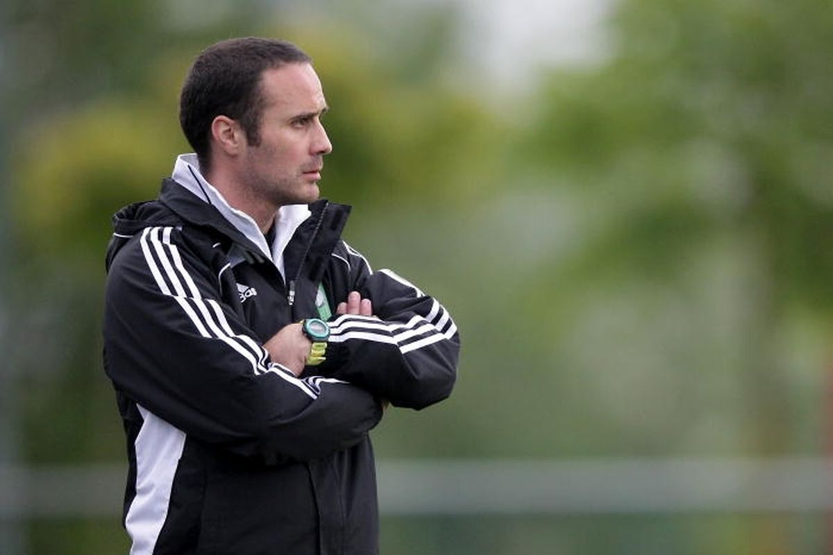 Pedro da Cunha, treinador do Junglinster
