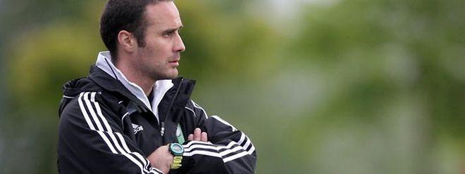 Pedro Cunha deixou as campeãs do Luxemburgo por razões profissionais