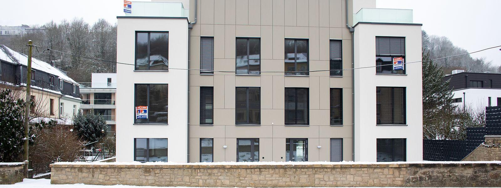 La Ville de Luxembourg loue et vend des appartements à des prix abordables.