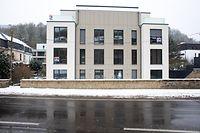 Luxembourg-Muhlenbach, 1-3, rue Jules Mersch. Luxembourg, Luxembourg - 23. 01. 2019 photo: Matic Zorman / Luxemburger Wort