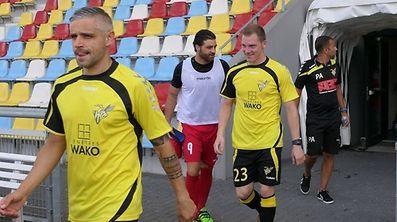 Mario Mutsch wechselte zu Saisonbeginn aus St. Gallen nach Niederkorn.