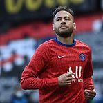 Neymar prolonga contrato com o Paris Saint-Germain até 2025