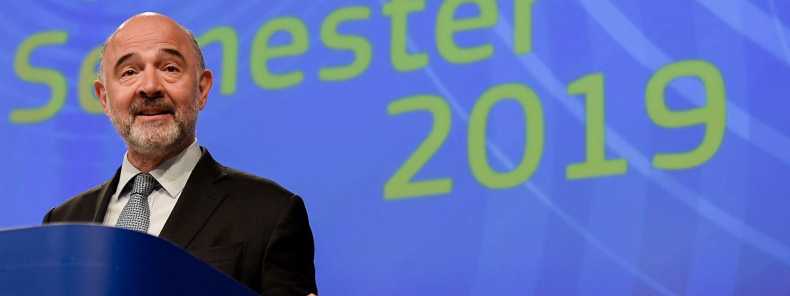 Pour Pierre Moscovici, l'optimisation fiscale agressive «réduit les recettes nationales, perturbe la concurrence loyale et a un impact négatif sur la croissance».