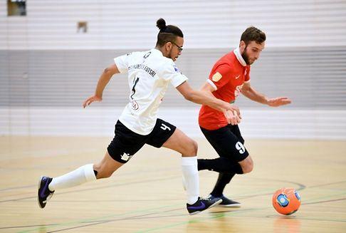 Futsal / Coupe de Luxembourg: Bettembourg -  FCD 03 et Munsbach - Samba Seven au menu des demi-finales