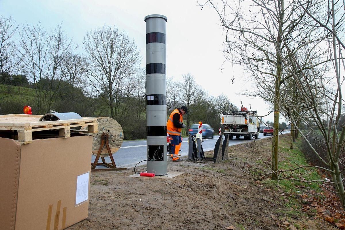 Le premier radar fixe installé sur le même tronçon fin 2015, entre Waldhof et Gonderange, va être intégré au dispositif de radar-tronçon.