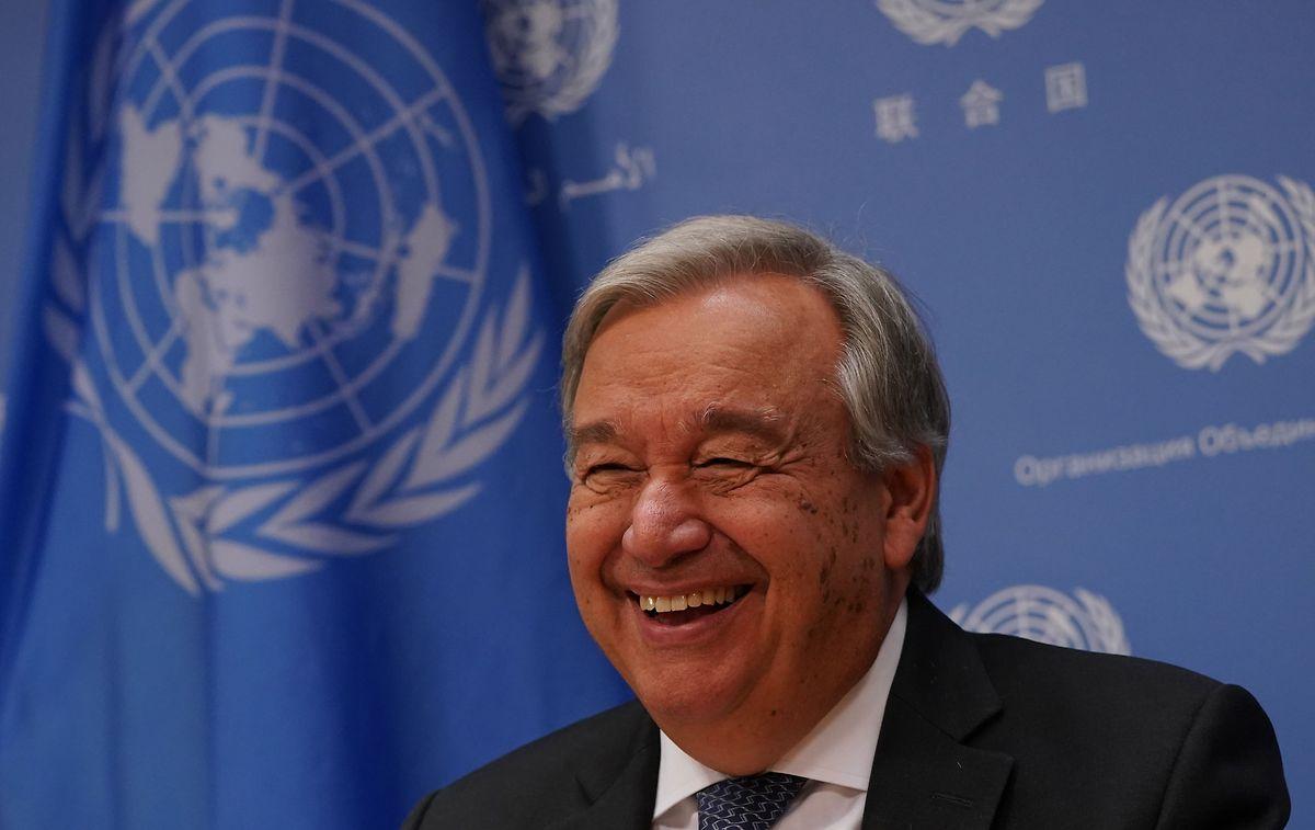 UN-Generalsekretär Antonio Guterres hat den Gipfel einberufen.