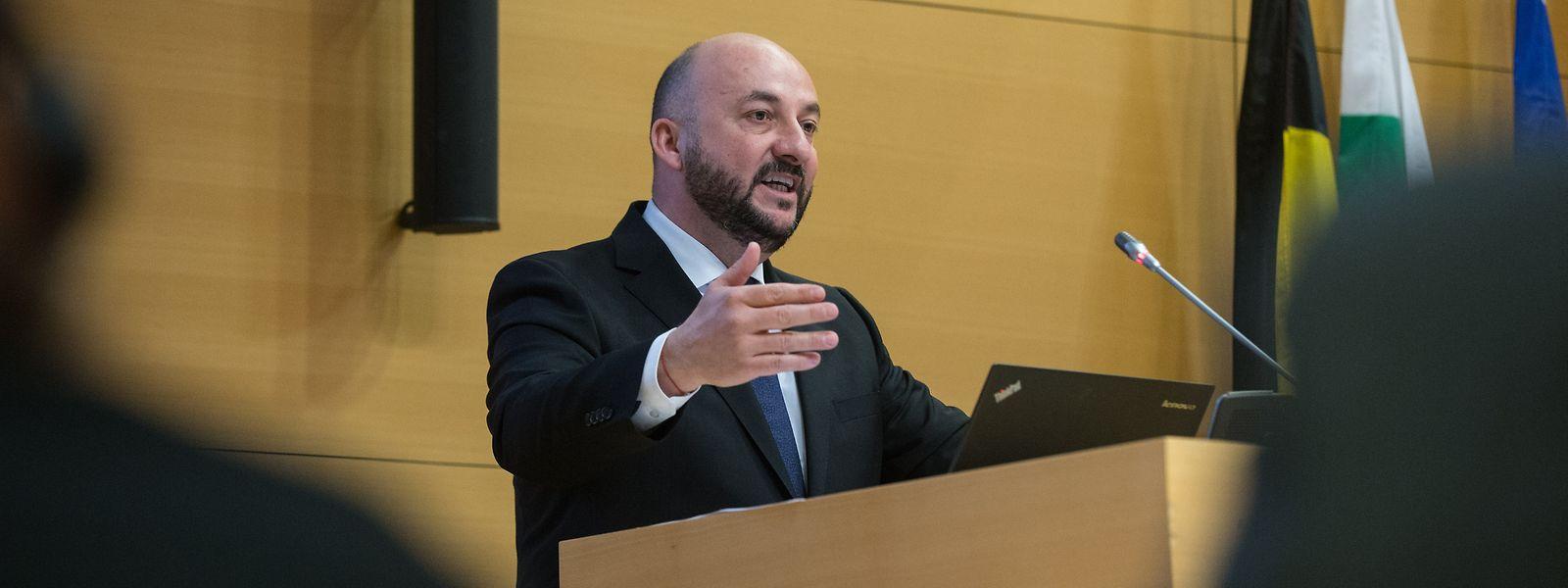Pour Etienne Schneider, la multiplication des problèmes sur les dossiers industriels torpille l'image de marque du Luxembourg