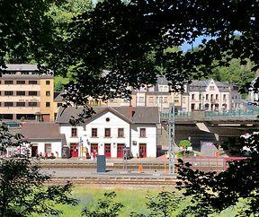 Clerfer Bahnhof