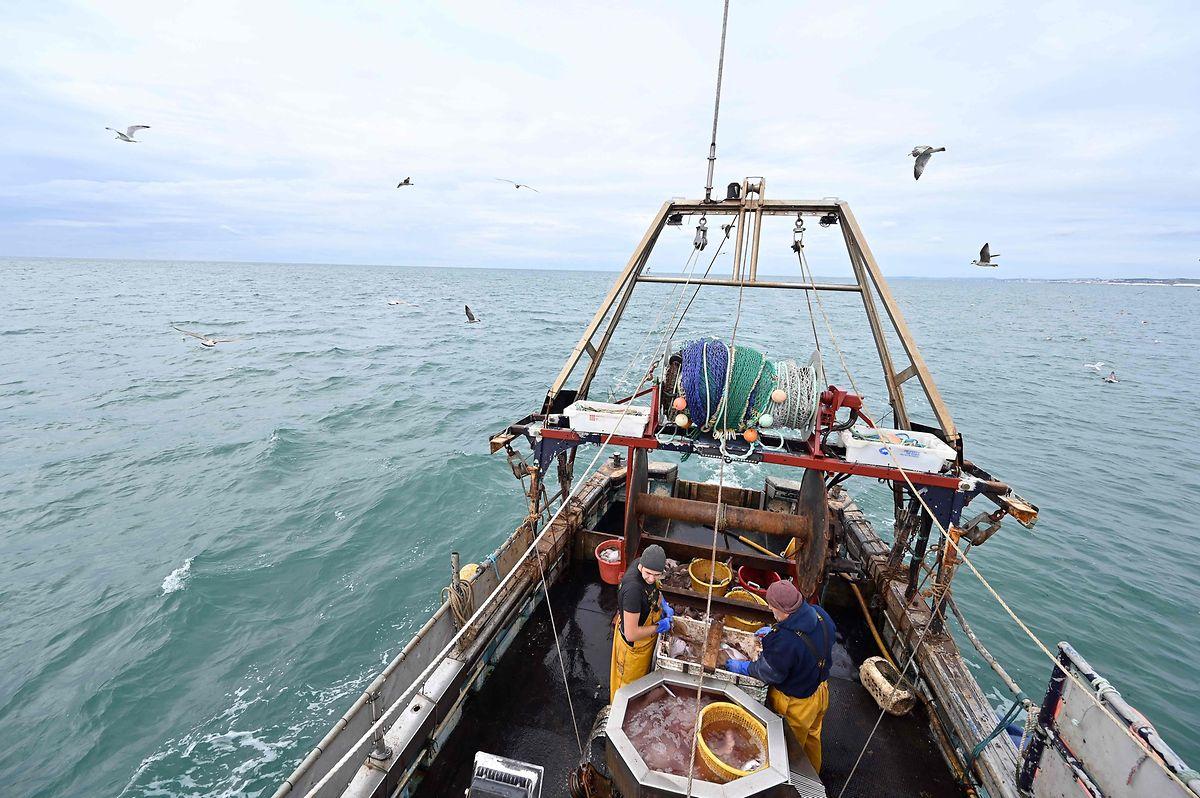 La pêche apparaît aujourd'hui comme le sujet le plus compliqué des négociations