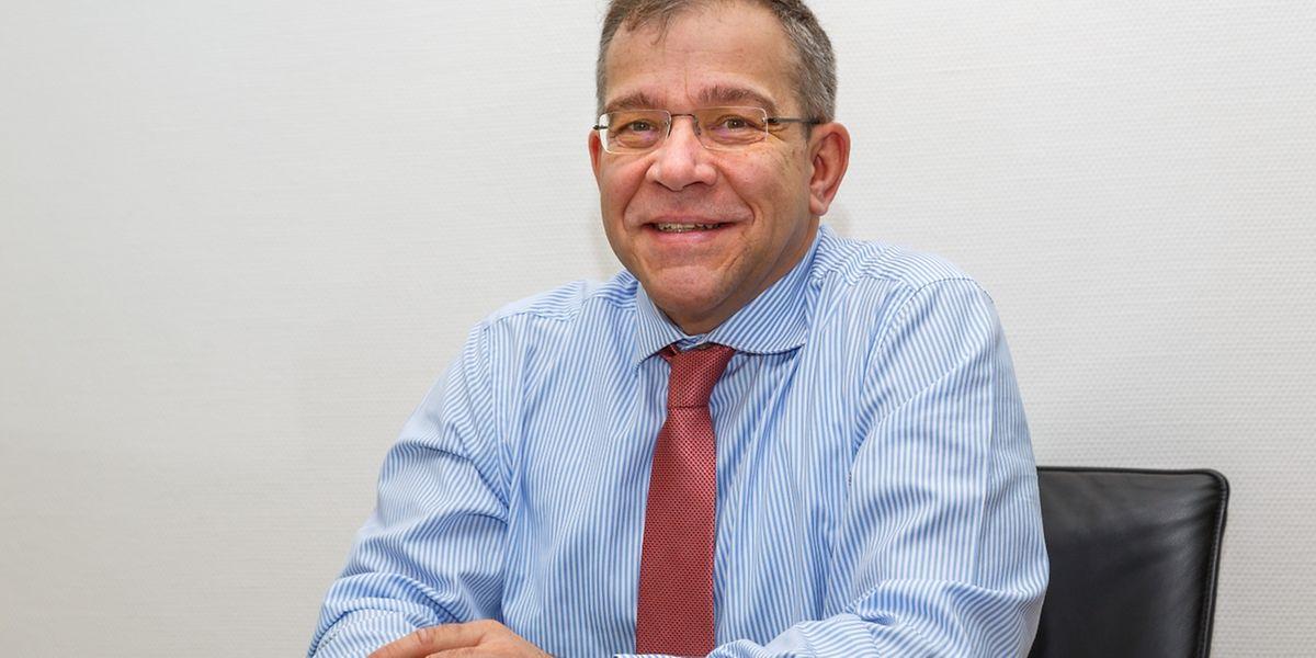 Seit dem 9. November ist François Sauber offiziell Bürgermeister in Walferdingen.