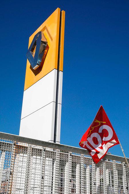 Renault hat bisher allein in Frankreich 14 Standorte.