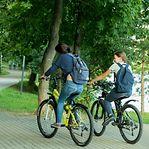 Campanha incentiva uso de bicicleta até local de trabalho e escola