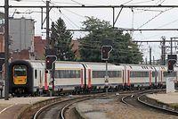 Entamés depuis 2007, les travaux de modernisation de la ligne Bruxelles-Luxembourg pourraient bénéficier d'un nouveau coup de pouce de la Commission.