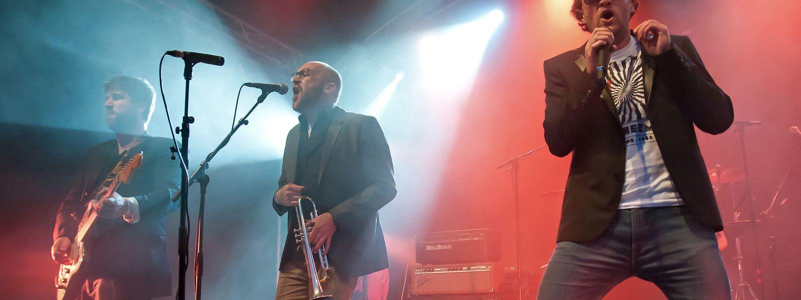 In der aktuellen Besetzung steht die Band seit fünf Jahren auf der Bühne, gegründet wurde sie aber bereits 2002.