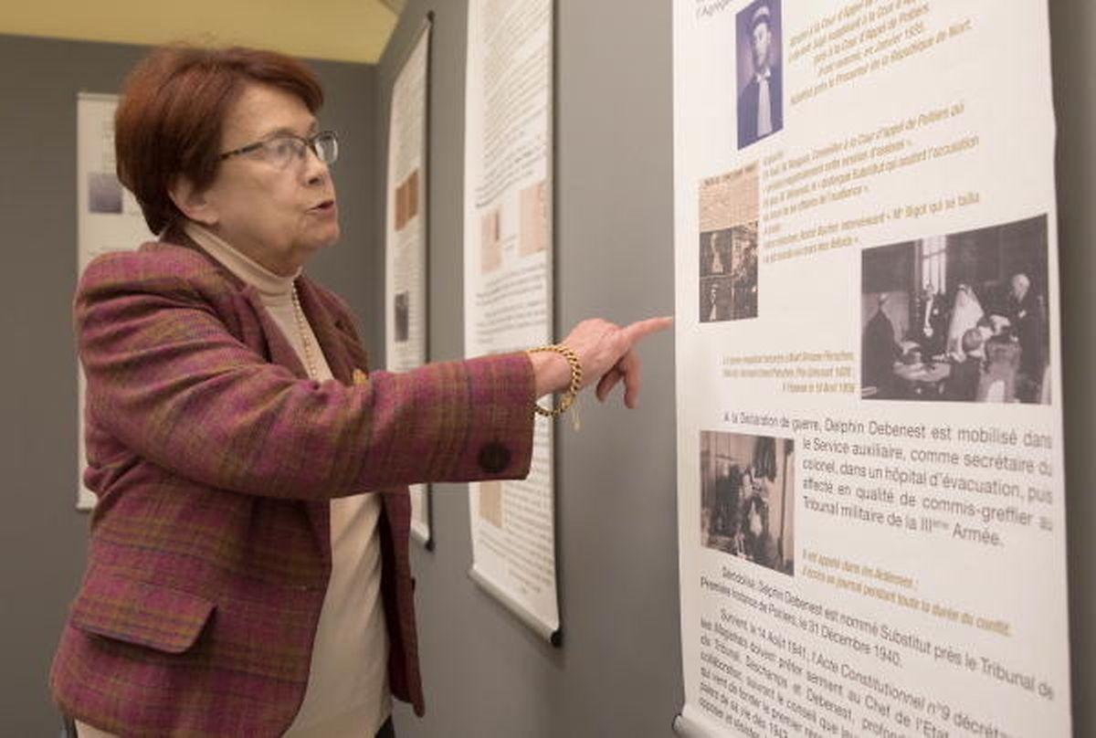 L'ancienne ambassadrice de France Jane Debenest raconte le parcours de son père, magistrat captif des nazis puis avocat général au tribunal de Nuremberg, où il enquêta sur les expérimentations médicales dans les camps.