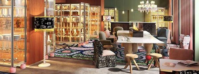 L'établissement luxembourgeois sera le premier de la chaîne hôtelière à disposer d'un espace de coworking.