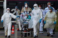 A pandemia provocada pelo novo coronavírus fez pelo menos 59.456 mortos em todo o mundo desde o surgimento do primeiro caso.