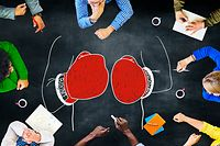 Un différent au travail peut naître de trois causes: l'interprétation, la contrainte ou le jugement.