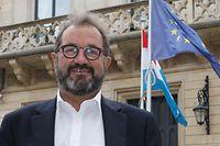 Politik, Partei, ADR, Gast Gibéryen Foto: Anouk Antony/Luxemburger Wort