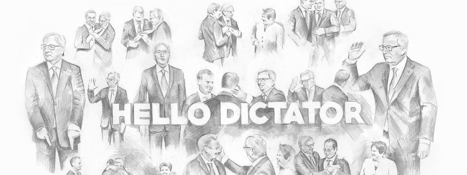 Hello Dictator