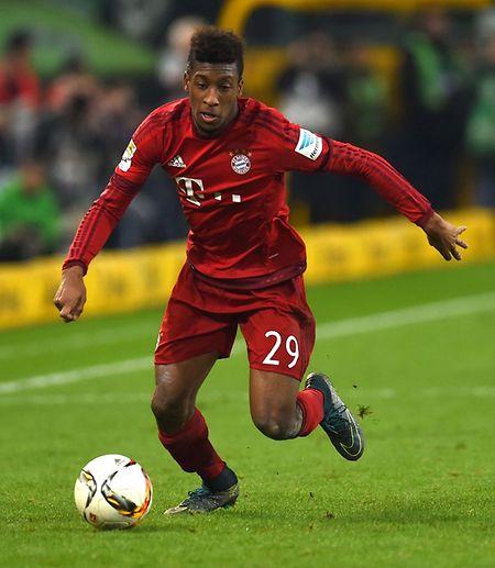 La révélation de la saison du Bayern Munich: le Français Kingsley Coman.