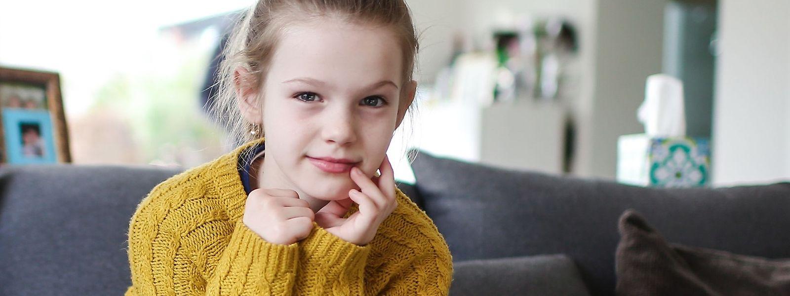 Abby leidet an einer seltenen Erkrankung – auf die Fragen ihrer Eltern konnte bisher kein Arzt antworten