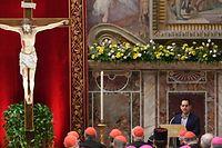 Während des viertägigen Treffens im Vatikan schilderten mehrere Opfer ihre Erlebnisse.