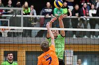 Freiburg (Vert) ? Holland (Orange) / Foto: Stéphane Guillaume