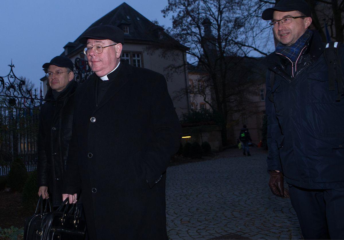 Kirchenvertreter und Politik traten an diesem Montag Abend zusammen.
