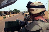 Rebellen verüben in Mali vor allem Anschläge auf UN-Truppen und Ausländer.